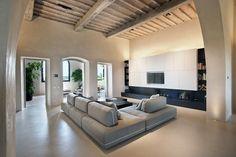 Ristrutturazione Di Villa Colonica Del'400 A Monteriggioni - Picture gallery