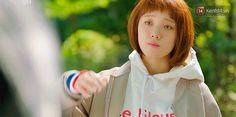 Nam Joo Hyuk - Lee Sung Kyung Best show ever! Weighlifting Fairy Kim Bok Joo, Joon Hyung, Kim Book, Lee Sung Kyung, Drama Fever, Kdrama Actors, Korean Entertainment, Korean Star, Korean Model