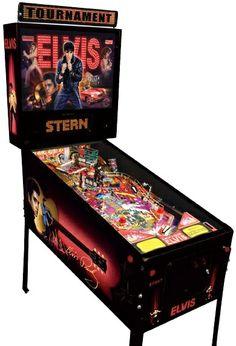Elvis Pinball - Pinball Machine
