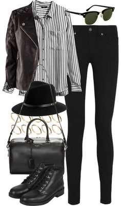 outfit for a meal out by im-emma featuring long sleeve shirts
