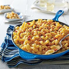 The City and The Country Mac and Cheese | MyRecipes.com