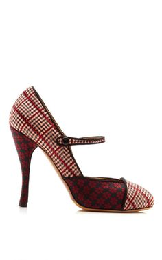 Hope Printed Mary Jane Pumps by Tabitha Simmons