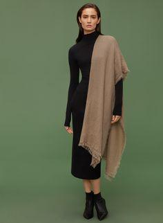 Babaton CLASSIC MERINO RCTNGL | Aritzia 100% merino wool