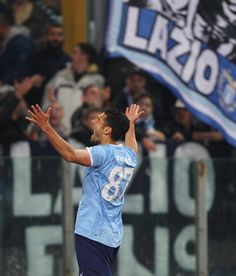 Candreva's first goal for Lazio