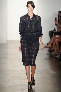 Costello Tagliapietra Spring 2015 Ready-to-Wear Fashion Show