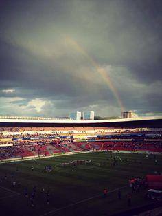 Estadio Corregidora, Querétaro, México