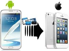 Simple Ways to Transfer Data from Android to iPhone