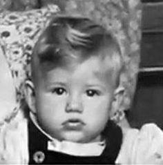Little baby Greg Lake