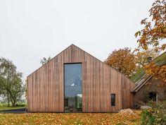 MAAS ARCHITECTEN b.v. (Project) - Uitbreiding woonboerderij Laren - PhotoID #307343 - architectenweb.nl