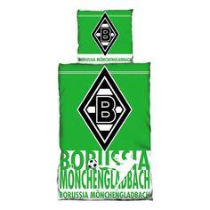 Bettwäsche Spieler Borussia Mönchengladbach - Bundesliga, Bettwäsche, Decken & Kissen, Schlafzimmer, Fußball - http://www.multifanshop.de