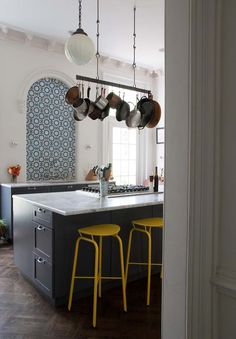 #decoration #kitchen #brooklyn #industrial #design