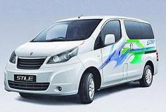 View here full details of new Ashok Leyland Stile LS 8 Seater Car in india 2013.