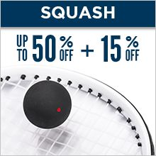 Squash Rackets Christmas Sale off Upto 50% and additional 15% off available online from Sports365.in #squash #rackets #racquets
