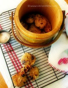 Kathy Hester's 'Vegan Slow Cooking For Two or Just You' - Chocolate Chip Cookies on Canned-Time.com