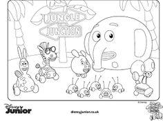 28 Best Jungle Junction Images Wheels Disney Junior Childhood