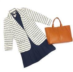 Nautical Blazer $66 @ Primp Boutique