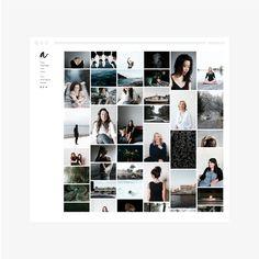 Logo and Brand Identity for Alexa Mazzarello Creative by Salt Design Co.  #brand #logo #webdesign