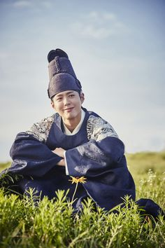 Love in the Moonlight / Moonlight drawn by clouds Park Bo Gum