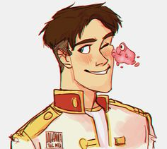 JAMES HAWKING.  TREASURE PLANET. YES.