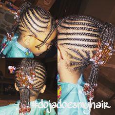 Marvelous Braided Ponytail Braids And Hair On Pinterest Short Hairstyles For Black Women Fulllsitofus