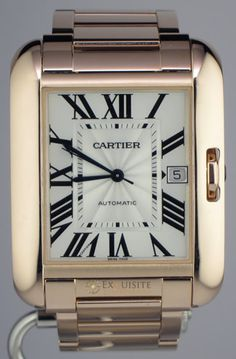 Cartier Tank Anglaise Extra-large W5310002 - EXPO 13994