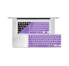 MacBook Pro KeyBoard Cover in Purple