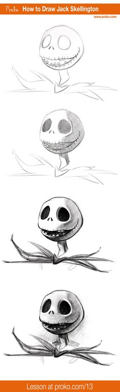 "How U can Drawzzz... Get in the #Halloween #spirit as I #show you #how to #draw Jack Skellington from ""The #Nightmare Before #Christmas"" by Tim Burton. 