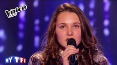 The Voice Kids 2016 | Lily – Mistral Gagnant (Renaud) | Blind Audition