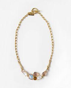 Treasured Gems Necklace.