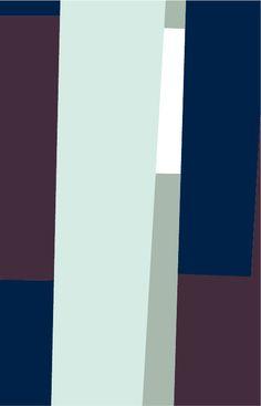 Burghard Müller-Dannhausen Geometrische Malerei,  geometric painting, geometric art, geometric abstraction: 1998-11-3