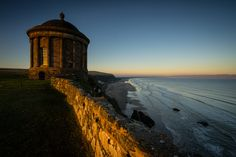jtat_88 posted a photo:  Situated on the cliffs of Downhill Strand, built in 1785. Filiming location of Game of Thrones as the set of Dragonstone. Taken with LEE Filters 0.6 soft grad filter.