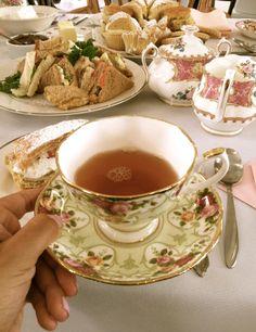 English Tea Time «