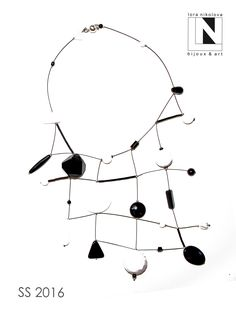 #loranikolova #bijoux&art #necklace #colors #art #madeinitaly