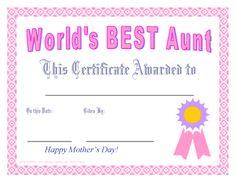 My Wonderful Aunty On Pinterest