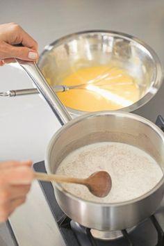 Veľký manuál: Škola pečenia domácich veterníkov (FOTO) Fondue, Cheese, Ethnic Recipes, Kitchen, Cooking, Kitchens, Cuisine, Cucina