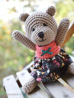 Ravelry: brucaliffo's Teddy girl
