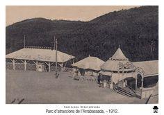 ATRACCIONS CASINO DE L'ARRABASSADA, 1912