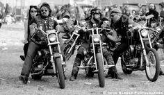 anthony luke's not-just-another-photoblog Blog: An Inside Look into 70's Biker Culture by Photographer/Biker Doug Barber (AKA Q-Ball)