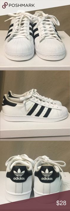 more photos 184ea af72f Adidas Superstar Sneakers Adidas Superstar Shoes. PreLoved. Good Condition.  Ive cleaned them once