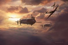 steampunk_battle_of_britain_no2_by_hangarbay94-d54o7rx.jpg (900×600)