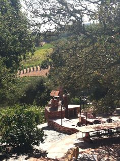 In and Around Town: Kuleto Estate Napa Valley