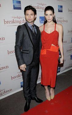 "Ashley Greene and Jackson Rathbone at the premiere of ""The Twilight Saga: Breaking Dawn Part 1""  - jackson-rathbone-and-ashley-greene Photo"