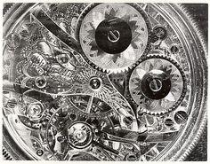 [Clock]  Berenice Abbott
