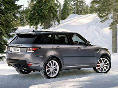 New generation of Range Rover Sport brings traces of Evoque Land Rover - Range Rover Sport 2014 rear – www.carskings.com