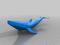 https://defcad.com/cad_objects/low-poly-whale