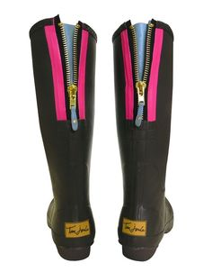 joules wellies. Rainy days don't have to suck. beautiful but they don't sell them anymore :(