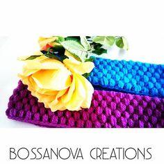 Spring....I love you :-) #bossanovacreations #creative #creation #creativity #loveit #handmade #hechoamano #ganchillo #ganchillera #picoftheday #photooftheday #knit #knitting #knittersofinstagram #cool #beautiful #blue #purple #spring Headbands, Purple, Blue, Creativity, Photo And Video, Cool Stuff, Knitting, My Love, Spring