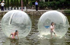water ball!