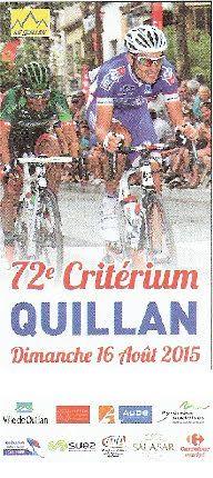Grande Fête de Quillan ce weekend