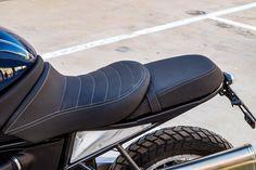 BMW Restomod by Thomas Hoellweger Ducati, Yamaha, Honda Africa Twin, Steel Hose, Bmw Scrambler, Custom Bmw, Kids Bicycle, Bmw Classic, Dual Sport